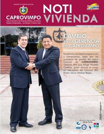 noti 42 agosto2012 para web - Caprovimpo