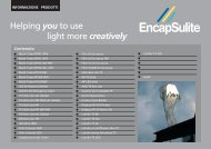 Download Brochure (29mb) - Encapsulite Europe