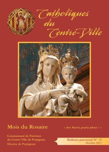 Bulletin N11 - Diocèse de Perpignan