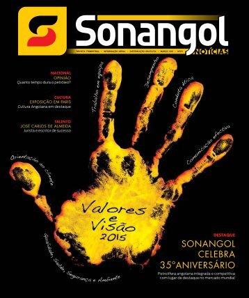 sonangol celebra 35ºaniversário - Sonangol Limited - Oil Trading ...