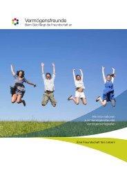Kundeninformation Broschüre - Main Makler GmbH