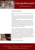 Text hier eingeben - Lifestyle-Werkstatt - Seite 4