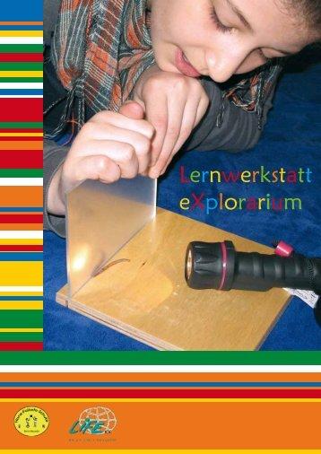 Lernwerkstatt eXplorarium - LIFE eV