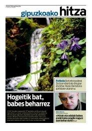 Hogeitik bat, babes beharrez - datu-basea22