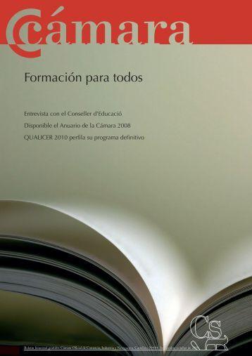 Formación para todos - Cámara de Comercio de Castellón