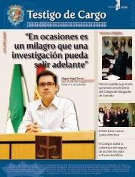 Testigo de Cargo - Ilustre Colegio de Abogados de Granada. Zona ...