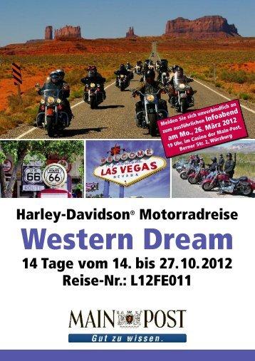 Harley-Davidson® Motorradreise 14 Tage vom 14. bis ... - Main-Post