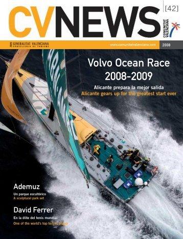 Volvo Ocean Race 2008-2009 - Comunidad Valenciana