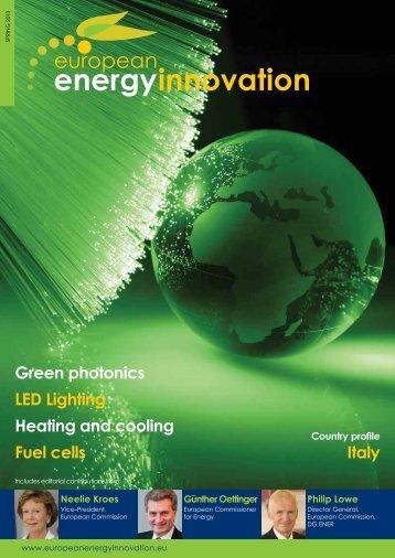 EuropeanEnergyInnovation-Spring2013