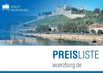 PREISLISTE - Main-Post