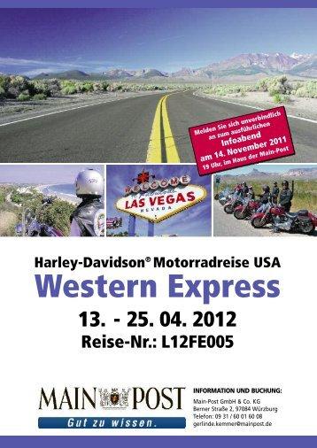 Western Express - Main-Post