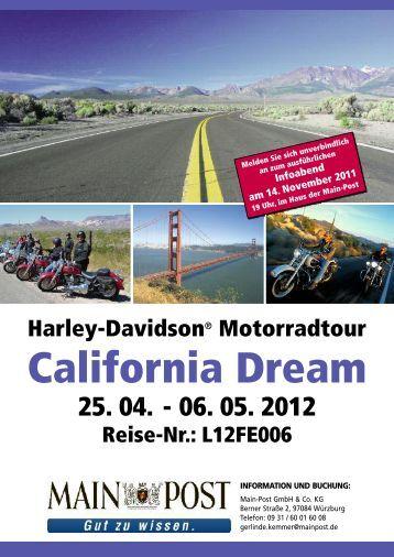 California Dream - Main-Post