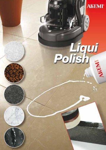Líquido listo para pulir mármoles y granitos ... - Logismarket