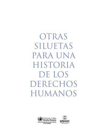 otras siluetas para una historia de los derechos humanos