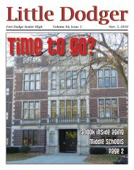 Volume 94, Issue 3 - My High School Journalism