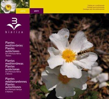 Descarrega el catàleg Bioriza 2010/2011