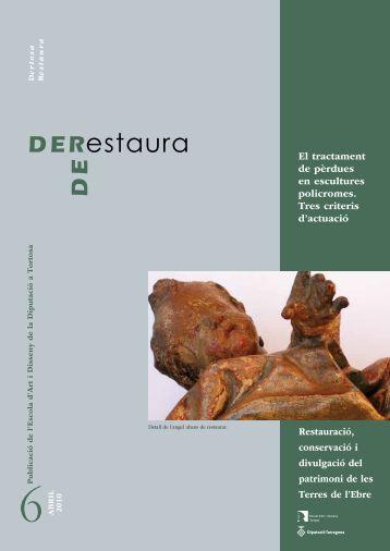 DERestaura - Diputació de Tarragona