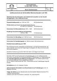 Liebfrauenschule der Schönstätter ... - Liebfrauenhöhe