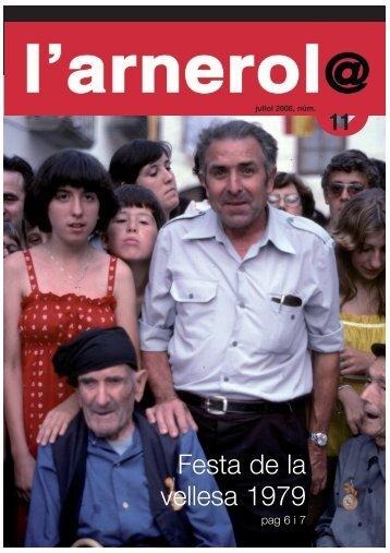 Descarrega núm. 11 - Ajuntament d'Arnes - Diputació de Tarragona