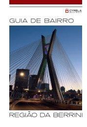 GUIA DE BAIRRO REGIÃO DA BERRINI