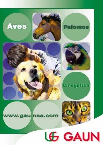 catalogo de gaun - AgroBrunete