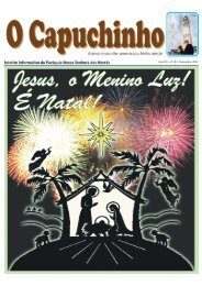 Dezembro.2012 - Paróquia Nossa Senhora das Mercês