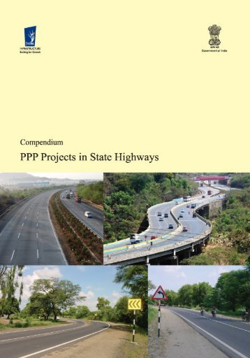 Compendium of PPP Projects in State Highways - Secretariat for ...