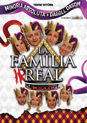Dossier premsa La Familia Irreal. El musical 03·10 ... - Dagoll Dagom