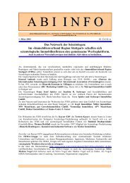 ABI INFO - Aktion Bildungsinformation eV