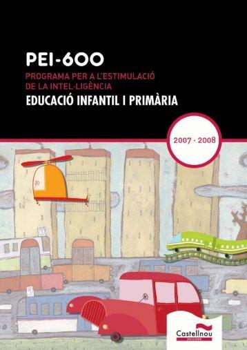 PEI 600 CNOU.indd - Castellnou Edicions