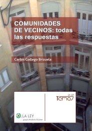 COMUNIDADES DE VECINOS: todas las respuestas ... - CISS