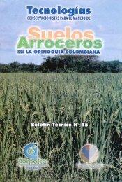 Tecnologías conservacionistas para el manejo de suelos ... - Agronet