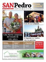 sp info agosto 11 - San Pedro Información
