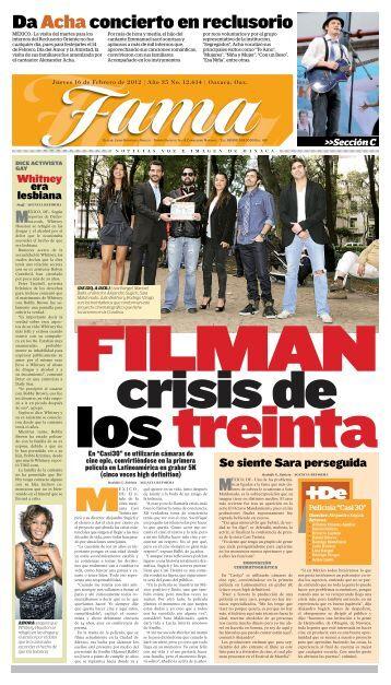 Sección C - Noticias Voz e Imagen de Oaxaca