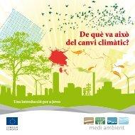 De què va això del canvi climàtic? - EU Bookshop - Europa