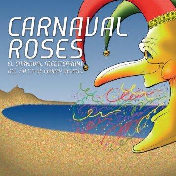Revista del Carnaval 2013 - Ajuntament de Roses