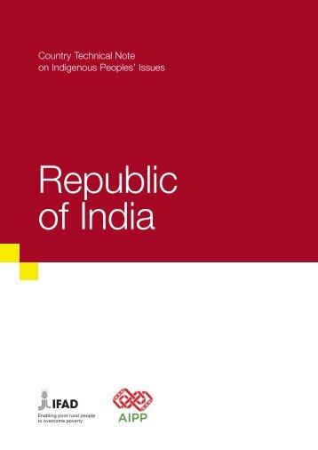India - IFAD
