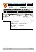 Classificació Final de la Prova - MOLA MOLA Club d'Escafandrisme - Page 3