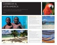 CARIBBEAN & LATIN AMERICA - Bailey Robinson