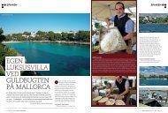 Læs mere om Cala d'Or og Villas2rent Mallorca