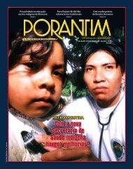 Jornal Porantim nº 329 - Outubro de 2010 - Cimi