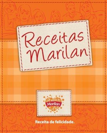 livro de receitas marilan 2010 v2.indd