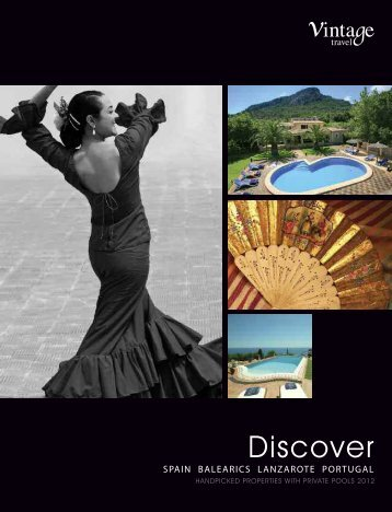 Discover - Vintage Travel