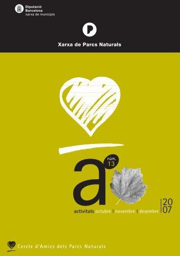 Catàleg d'activitats [pdf, 538 kB] - Diputació de Barcelona