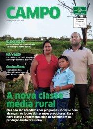 A nova classe média rural - Faeg