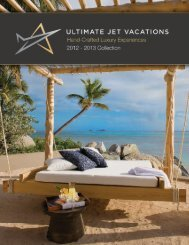 St. Barths - Ultimate Jet Vacations