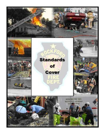 Standards of Cover - the City of Rockford