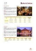 Turks & Caicos - Page 5