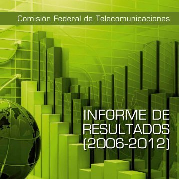 INFORME DE RESULTADOS (2006-2012)
