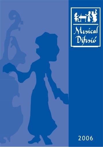 Catàleg 06 - Musical Difusió